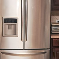How To Fix A Dent On A Stainless Steel Fridge Ehow