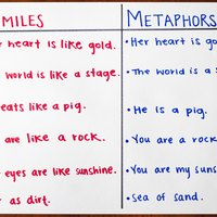 Fun Simile Amp Metaphor Activities With Pictures Ehow