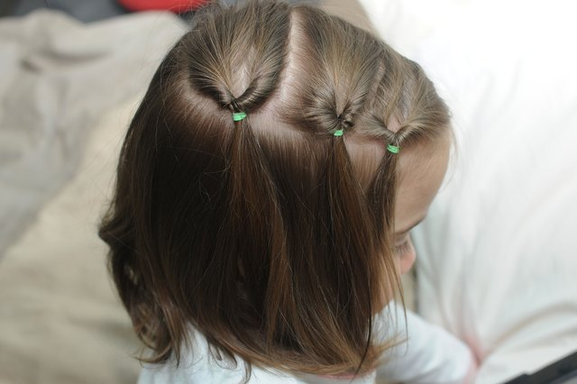 Easy Do-it-Yourself Kids' Hairstyles (with Pictures)