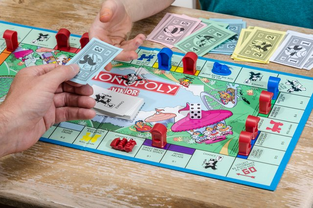 Monopoly jr instructions with pictures ehow