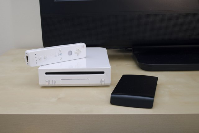 wii how to play wii games external drive