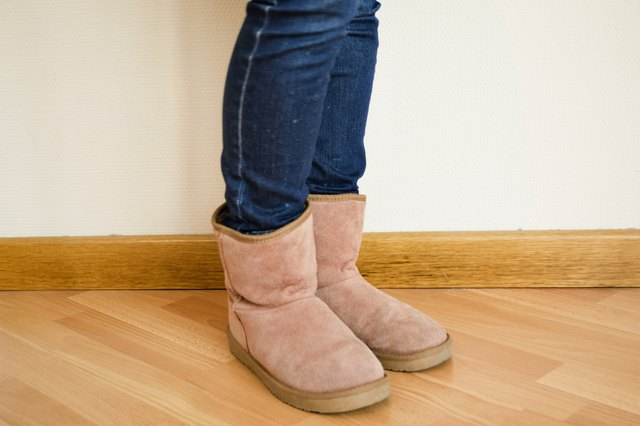 how to get salt stains ugg boots with pictures ehow