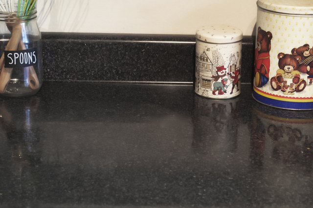 Removing Hard Water Stains From A Quartz Countertop Ehow