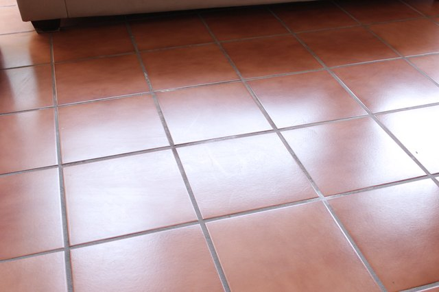 Homemade Bathroom Floor Tile Cleaner : Homemade tile floor cleaners with pictures ehow