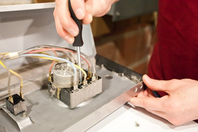 How To Repair A Maytag Dryer Timer With Pictures Ehow