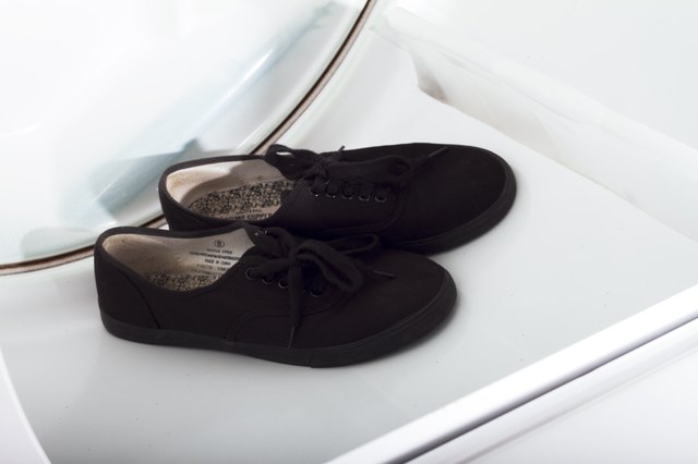 Shrink Leather Shoes In Dryer