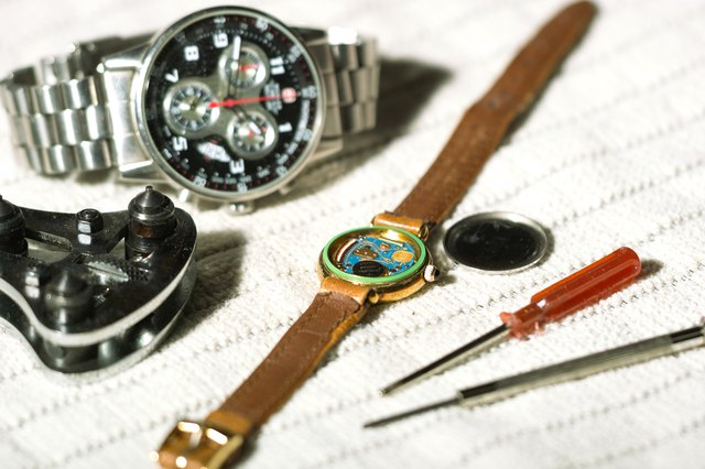 How To Remove A Watch Back To Replace The Battery Ehow
