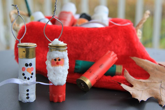 how to make shotgun shell crafts  with pictures