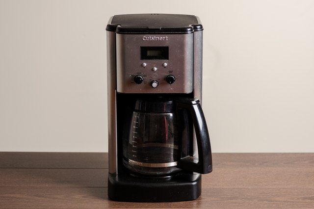 How to Self-Clean a Cuisinart Coffee Pot (with Pictures) eHow