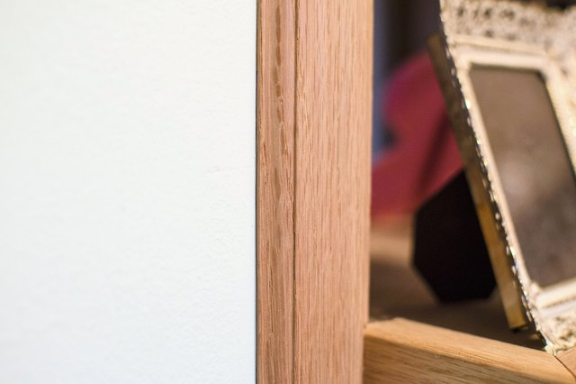 Paint Colors That Go With Wood Trim With Pictures Ehow