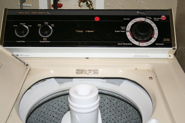 washing machine agitator