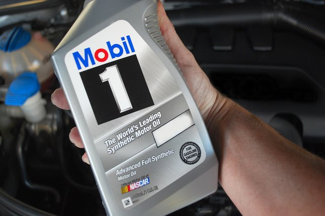 How often should you change synthetic oil in car