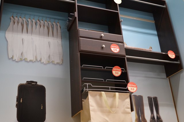 Do It Yourself Home Design: Do-It-Yourself Closet Organization Systems (with Pictures
