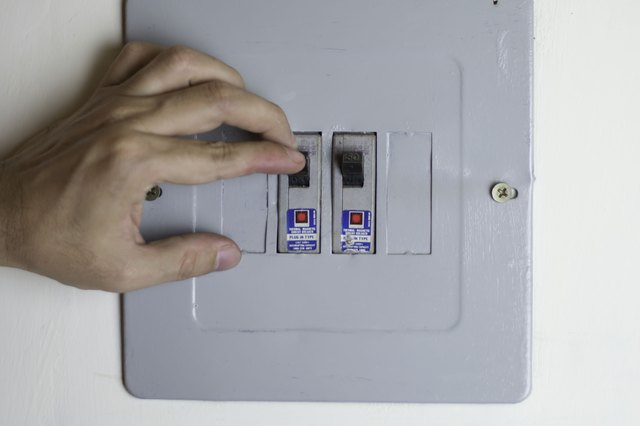 Add An Outlet From A Light Switch