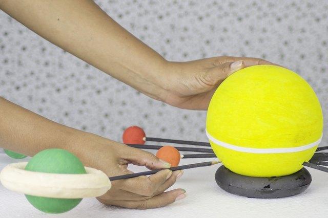 how to make thermocol balls
