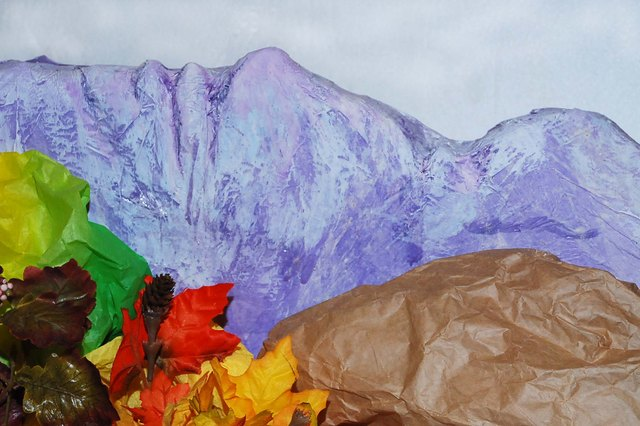 How to make styrofoam mountains with pictures ehow