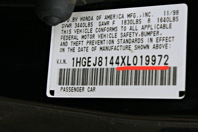 Чаще всего вин-код перебивается на двигателе - табличку нередко крепят винтами, что упрощает ее замену