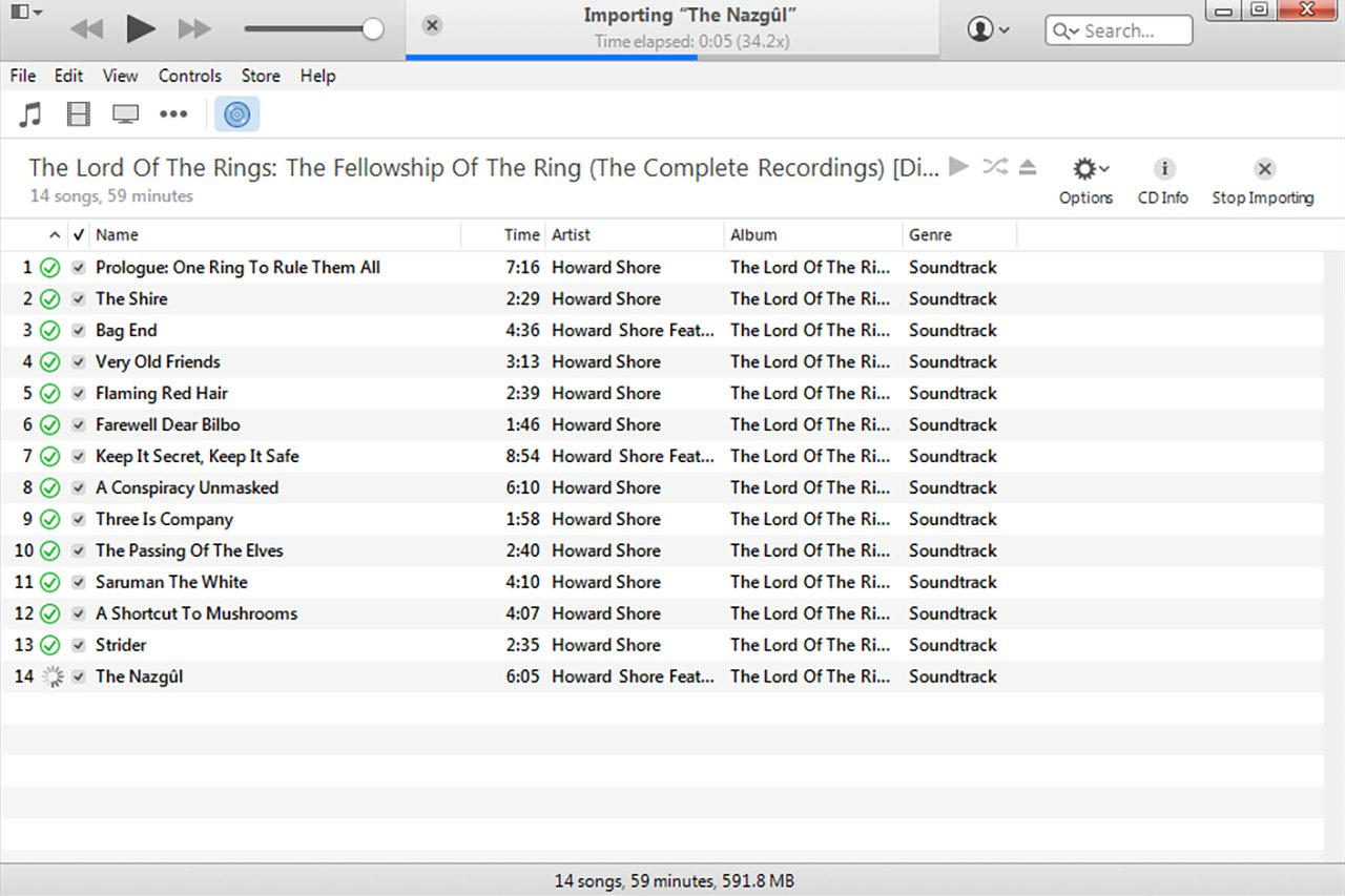 How to Import Songs From a CD to ITunes | It Still Works