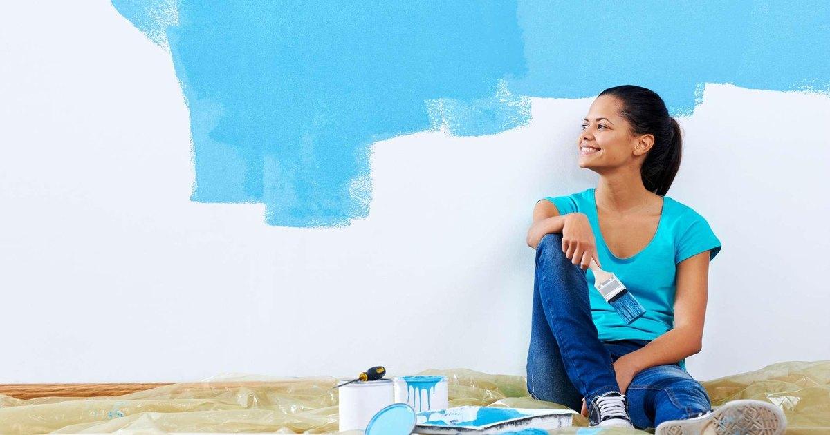 Trucos para pintar tu casa sin recurrir a un pintor ehow - Trucos de casa ...