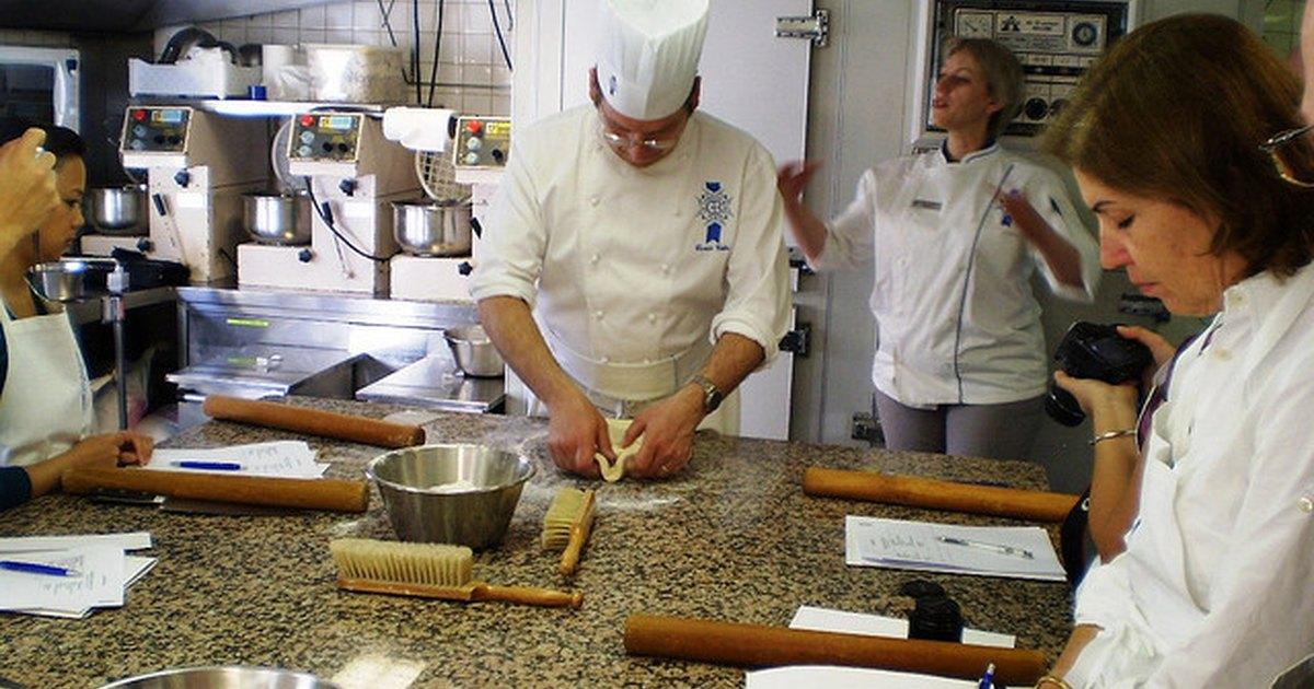 Las 10 mejores escuelas de cocina del mundo ehow en espa ol - Las mejores baterias de cocina del mundo ...