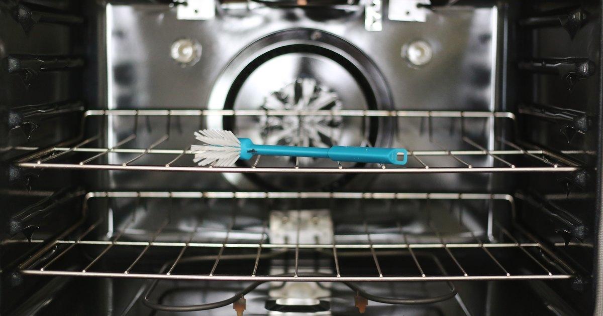 C mo limpiar un horno con amon aco ehow en espa ol for Como limpiar el horno muy sucio