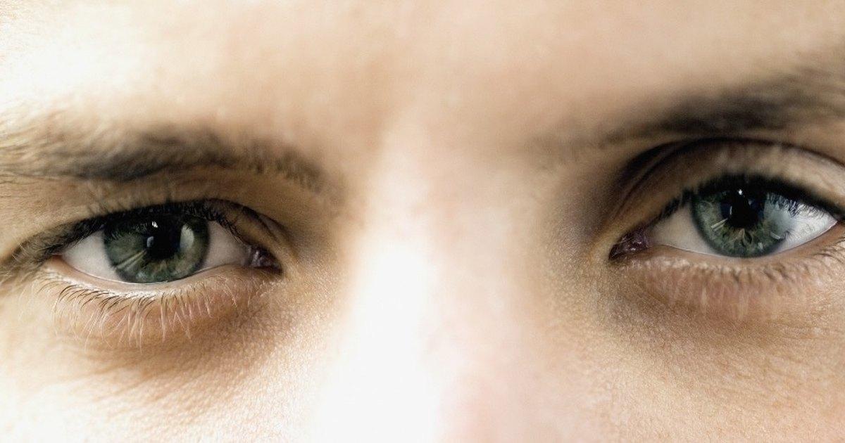Die Symptome verstopften Tränenkanal Auge Erwachsene