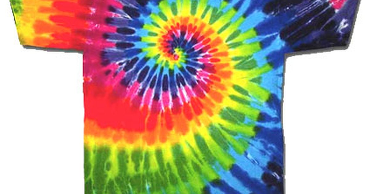 How to make homemade tie dye ehow uk for How to make tie dye shirts at home