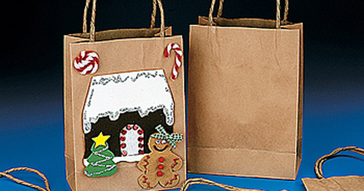 Decorating ideas for gift bags ehow uk