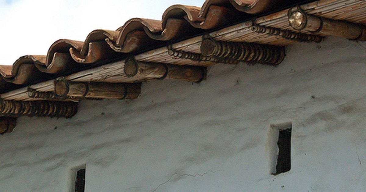 Types Of Clay Roof Tiles Ehow Uk