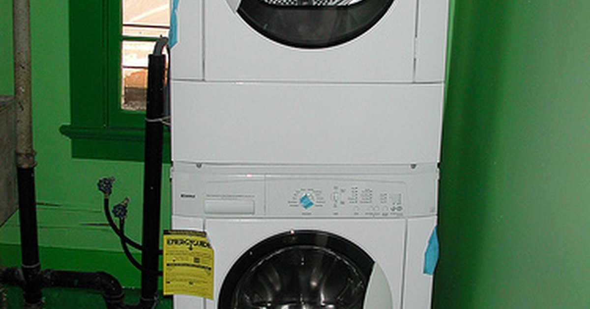Unique Ways To Hide A Stacked Washer Dryer Ehow Uk