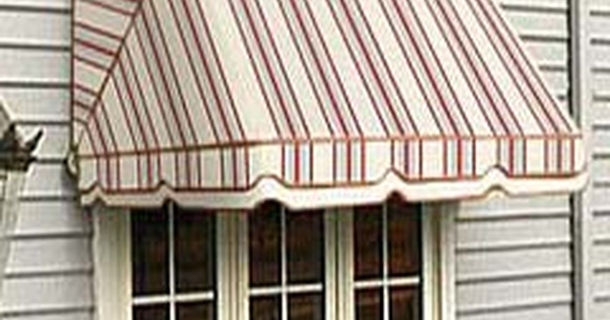 What Type Of Paint Is Used For Canvas Awnings Ehow Uk