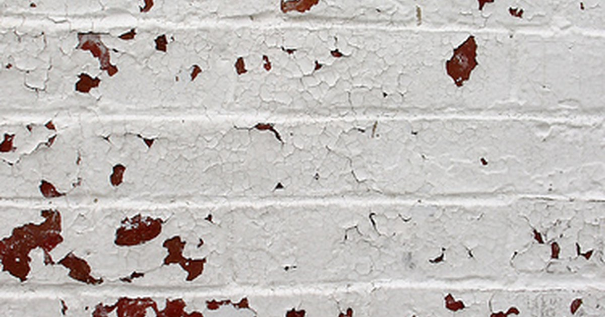 How To Remove White Paint Off Bricks