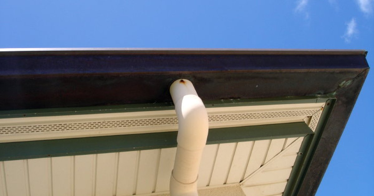 tiger strips on gutters electrostatic bonding