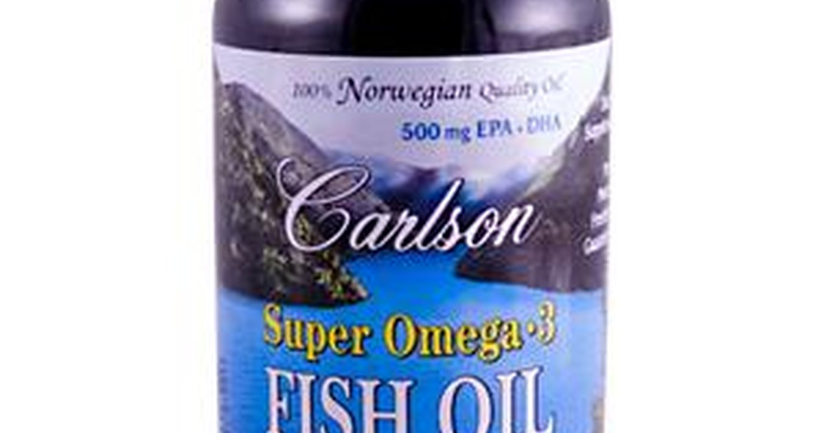 Side effects of carlson 39 s fish oil ehow uk for Side effects fish oil