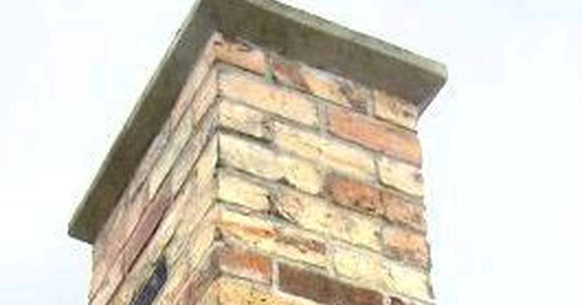 How To Cement A Chimney Cap Ehow Uk