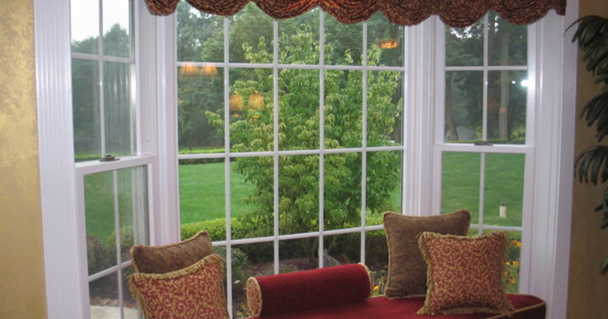 Decorating ideas for bay windows ehow uk for Bay window designs uk