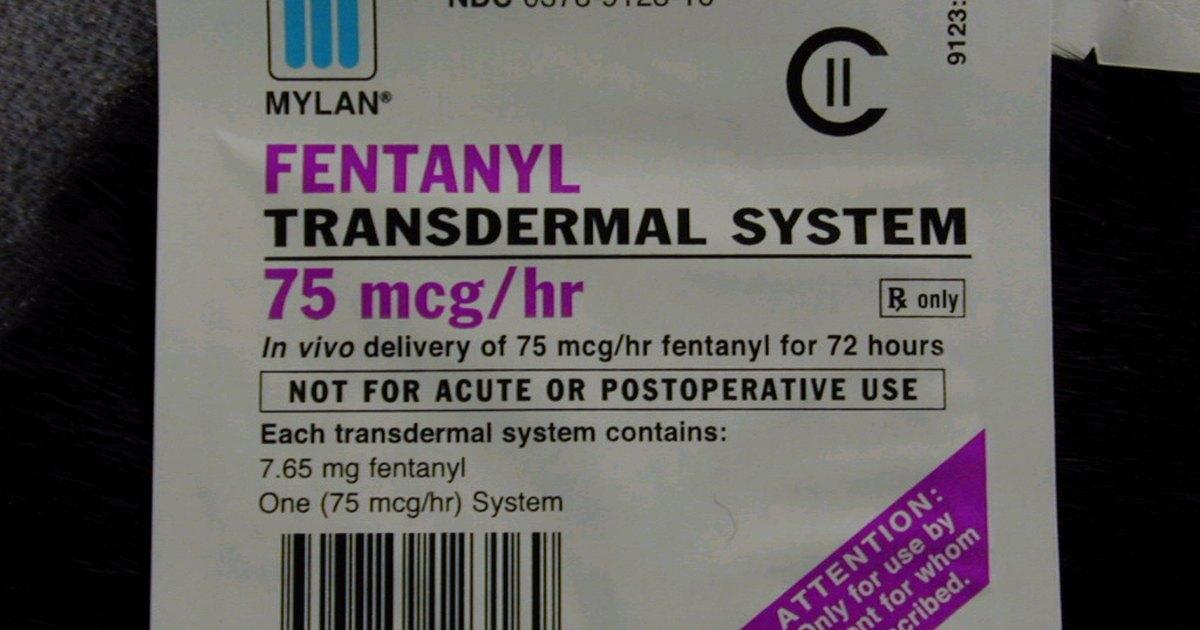 ativan addiction potential of fentanyl withdrawal