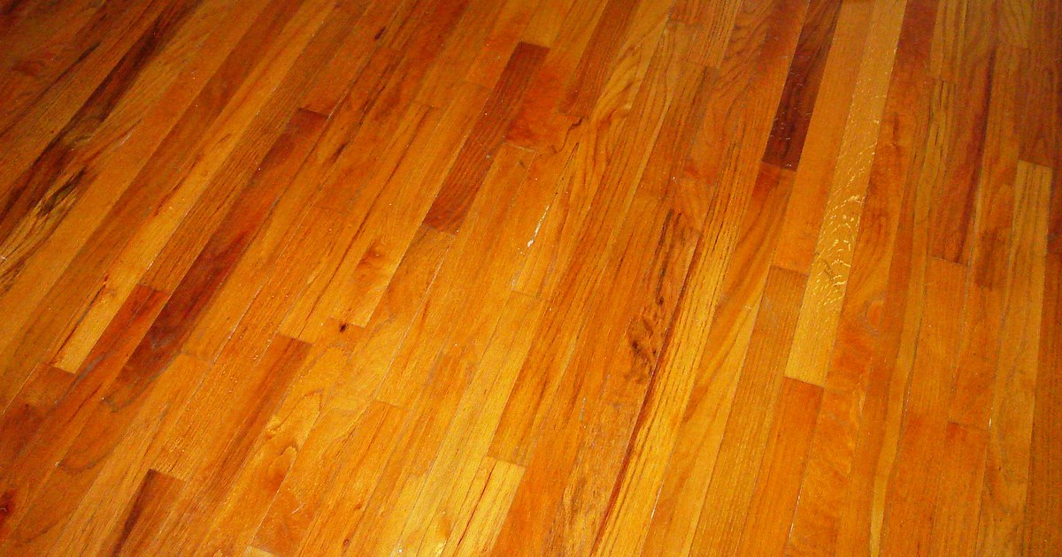 Removing sticky tape from a wood floor ehow uk for Removing hardwood floors
