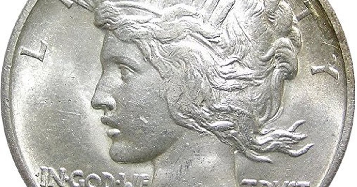 Silver Dollar Silver Content Chart: