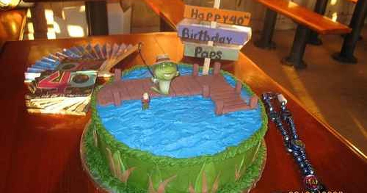 Hunting Cake Decorations Uk : Hunting & Fishing Cake Decorating Ideas eHow UK