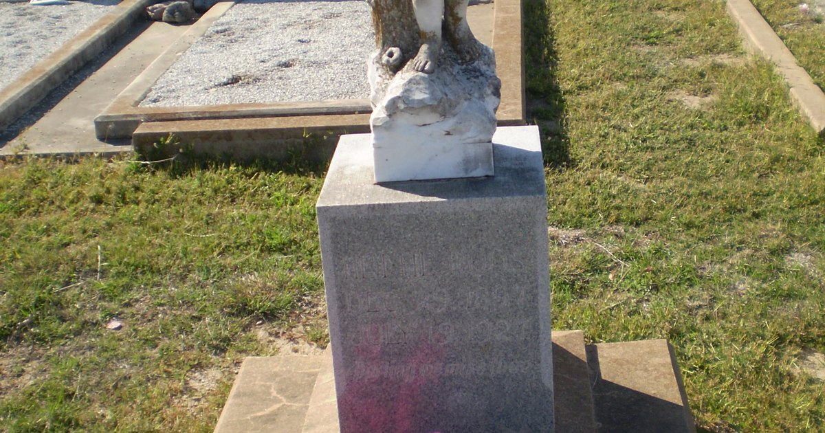 Cleaning Marble Headstones : How to clean marble tombstones ehow uk