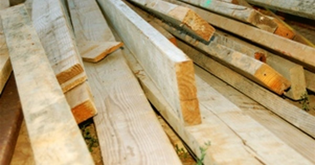 How To Build Wooden Concrete Forms Ehow Uk