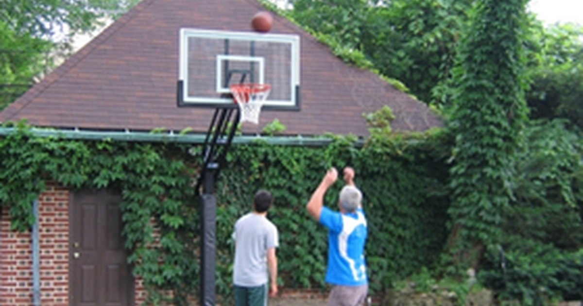 How to make a basketball court ehow uk for How to build basketball court