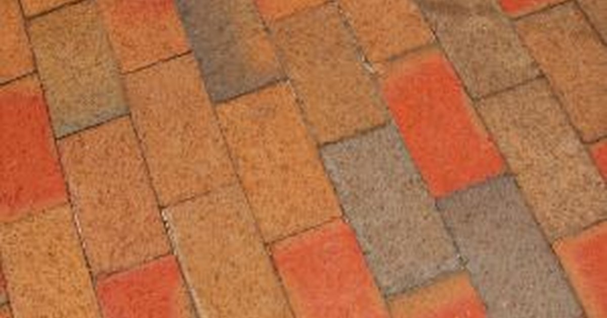 How To Clean Driveway Brick Pavers Ehow Uk
