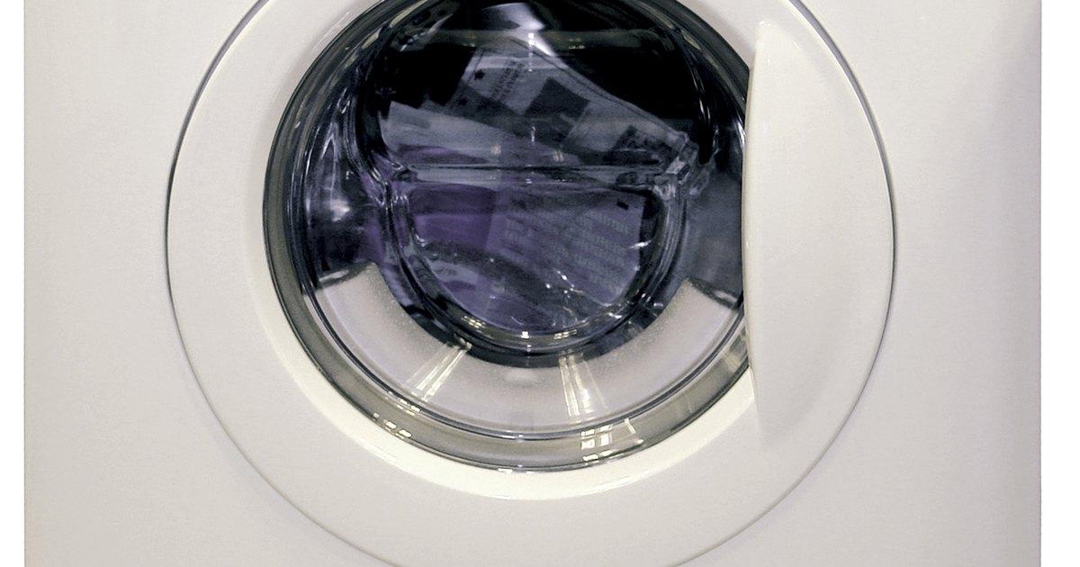 washing machine squealing