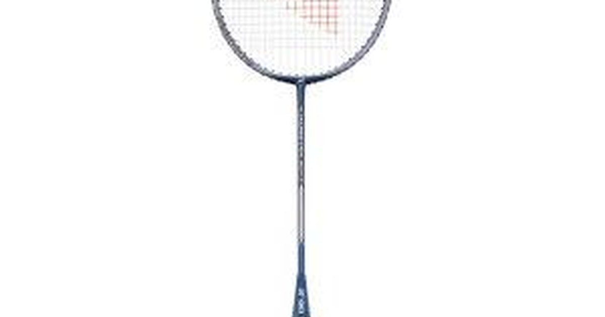 What Is A Badminton Racket Made Of?