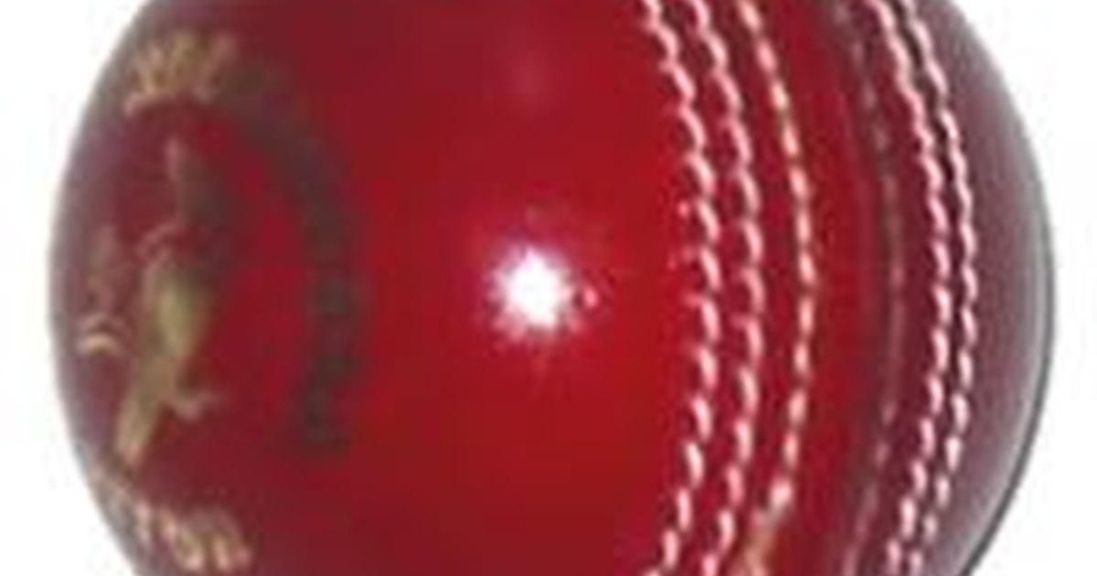 Cork Ball Cricket Bat: The History Of The Cricket Ball