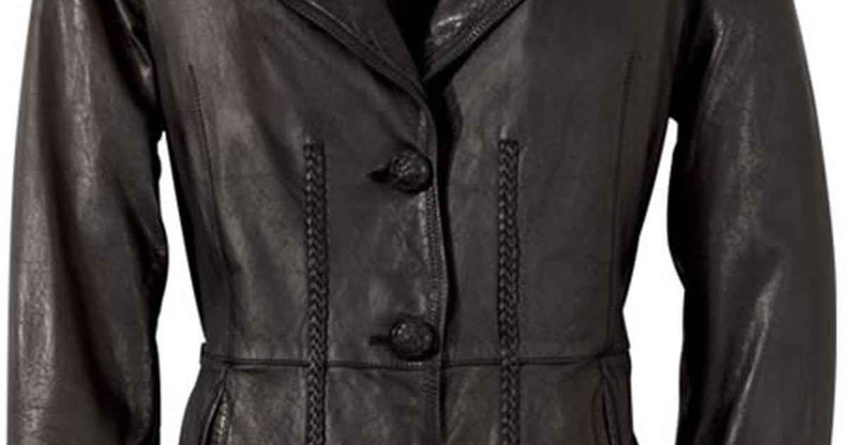 Wear layers of clothing under your jacket to help stretch it out more. Step 2. Apply leather conditioner to the jacket with a soft cloth. Knead the product into the fabric with your hands. Focus extra conditioner in stiff places like the shoulders or elbows. Wipe away the excess and allow the jacket to rest for 24 hours before wearing it shopnew-5uel8qry.cfd: Jun 17,