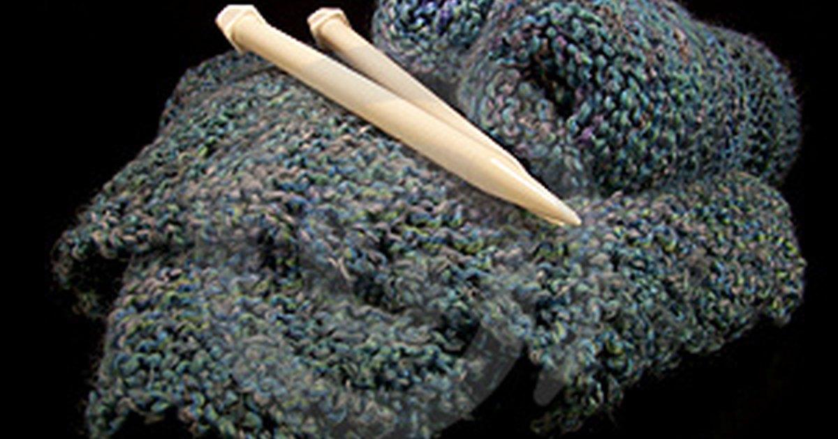 Extra Large Knitting Needles Uk : How to knit a throw ehow uk