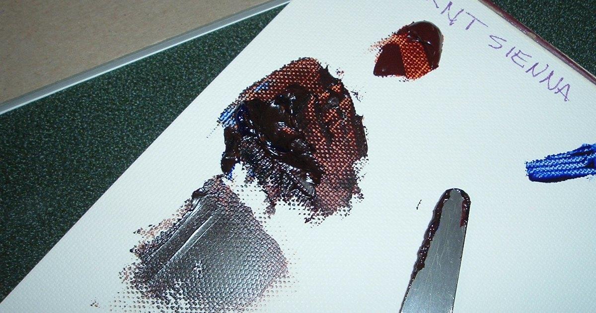 C mo hacer un color marr n piel con pintura ehow en espa ol for Pintura color tostado